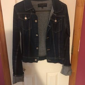 Juicy couture juicy jeans jacket